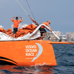 The Young Guns Show Up Packing; Team Alvimedia Wins Alicante in-port race 2014
