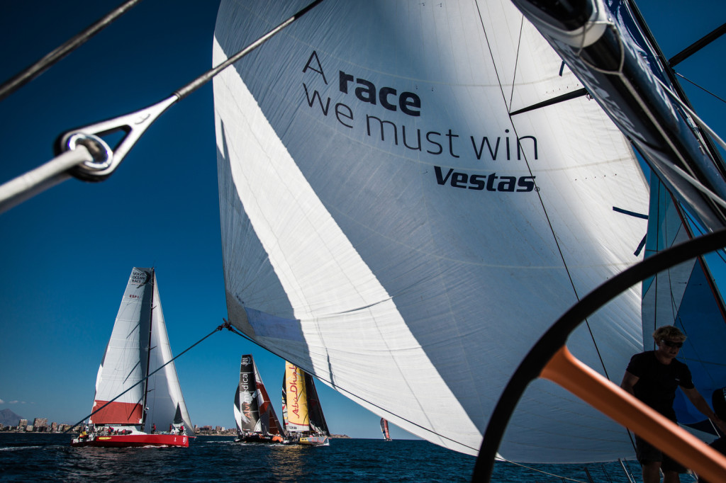 Team Vestas Wind (Photo by Brian Carlin/Team Vestas Wind)