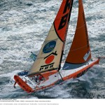 The first night for the IMOCA teams proves brutal for the fleet in the Route du Rhum