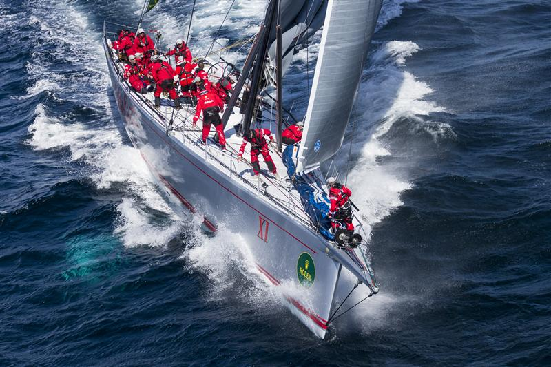 Wild Oats XI (Photo by Rolex/Carlo Borlenghi)