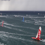 Route du Rhum 10th edition off and going as the skippers head into challenging seas
