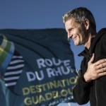 Superb start for Musandam-Oman Sail and Sidney Gavignet at Route du Rhum
