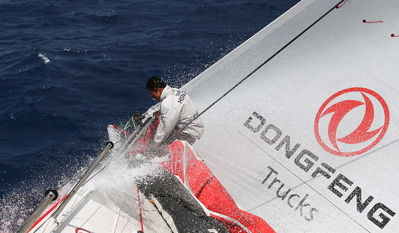 Dongfeng Race Team (Photo by Yann Riou / Dongfeng Race Team)