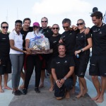 Luna of London spice it up with Line Honours in the RORC Translantic Race