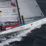 Spirit of Hungary  set and ready for the Barcelona World Race
