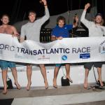Oakcliff Racing finish in Grenada to become IRC one current leader in the RORC Transatlantic Race