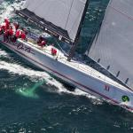 Wild Oats XI takes Line Honours in the Rolex Sydney Hobart 2014