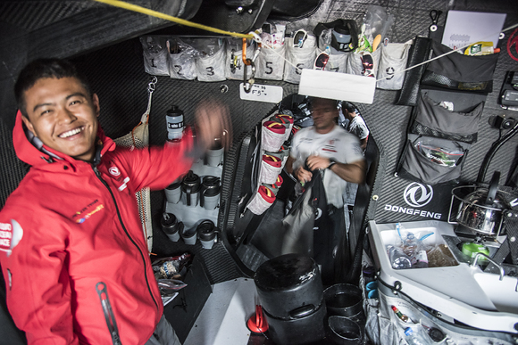 Down Below on Team Dongfeng by Sam Greenfield/Team Dongfeng