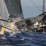 Two Different Worlds Separated by Cape Horn in the Barcelona World Race