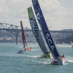 Team SCA 'keep it simple' for an in-port double in the Volvo Ocean Race