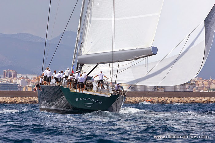 Saudade SYC Palma (Photo ©  Claire Matches)