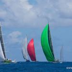 An Epic Start to the St Barths Bucket Regatta 2015