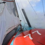 Barcelona World Race Spirit of Hungary ready to pass Cape Horn
