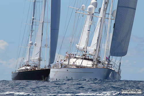 St Barths Bucket Regatta 2015 final day (Photo©2015 by Tim Wright / www.photoaction.com )