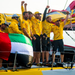 Abu Dhabi Ocean Racing blasts out of the Southern Ocean to Win Leg 5 in ITAJAÍ, Brazil in the Volvo Ocean Race