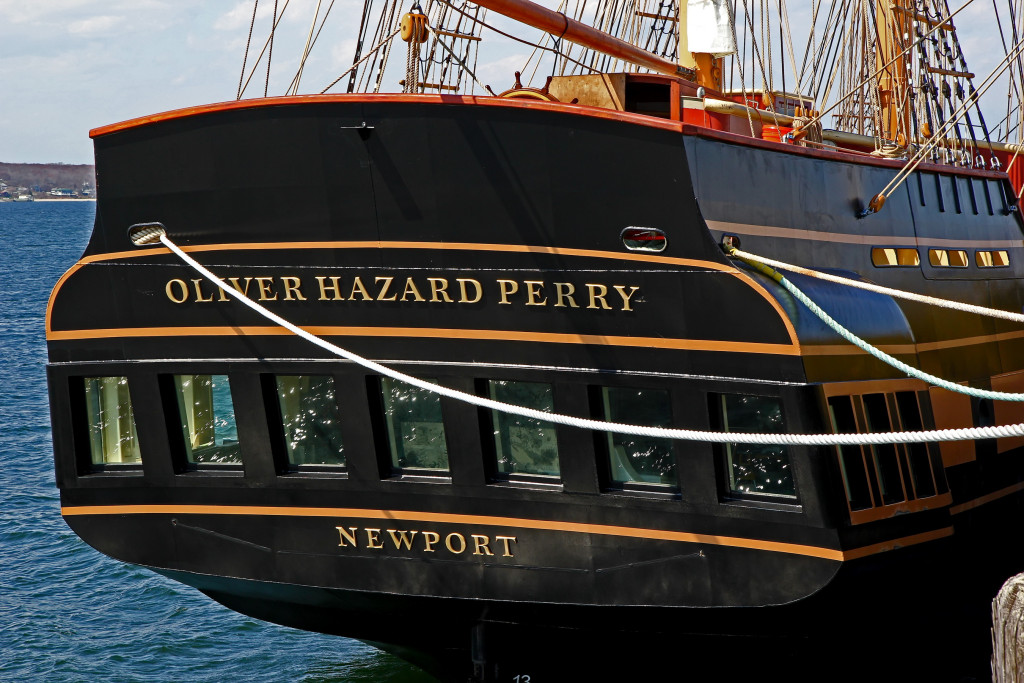 Oliver Hazard Perry (Photo by George Bekris)