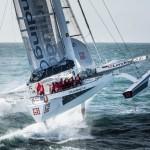 Maxi Trimaran Lending Club 2 Sets New Speed Sailing World Record