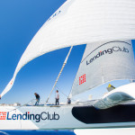 Lending Club Sailing Shatters Newport to Bermuda Multihull Record