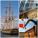 SSV Oliver Hazard Perry Moves to Fort Adams