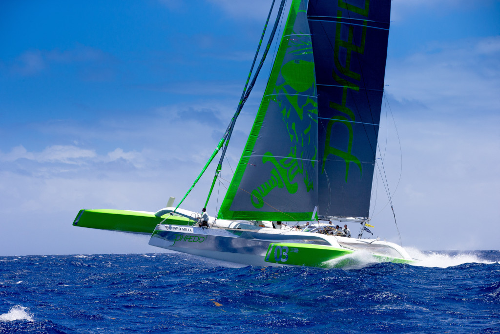 Phaedo 3 (Photo  © Jouany Christophe)