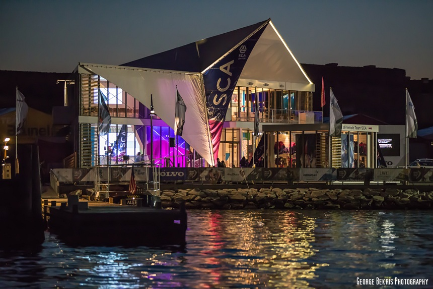 Volvo Ocean Race Village (Photo by George Bekris)