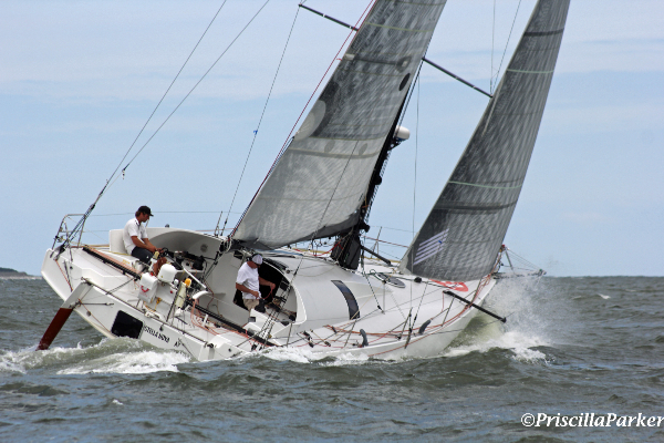 Stella Nova, Winner of Ocean Race North (Photo by Priscilla Parker)