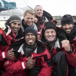 Sidney Gavignet and Musandam-Oman Sail crew set a new world record