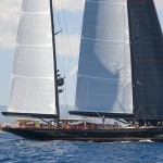 The mighty Marie overall winner of the Superyacht Cup Palma 2015