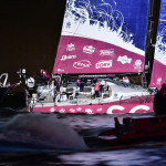 A Glorious Leg 8 win for Team SCA in the Volvo Ocean Race 2015