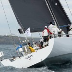 Lucky takes Line Honors and Bragging Rights in the Transatlantic Race 2015