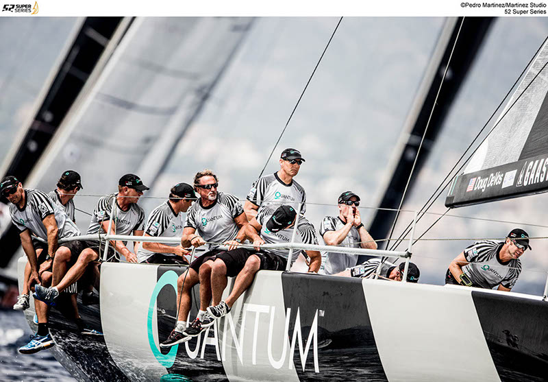Quantum Racing  (Photo by Pedro Martinez / Martinez Studio/ 52 Super Series)