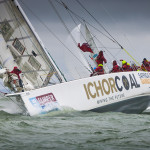Clipper Race fleet competing in honour of lost crew member Andy Ashman onboard IchorCoal