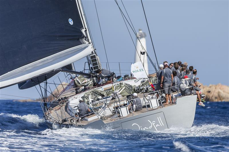 Windfall (Photo by Rolex / Carlo Borlenghi)