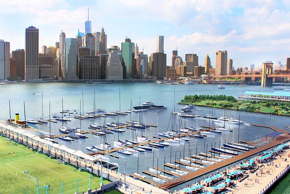 ONEº15 Brooklyn Bridge Marina