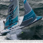 Safran abandons the Transat Jacques Vabre