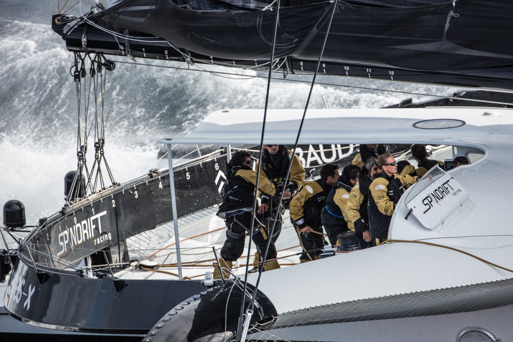 Photo © Eloi Stichelbaut I Spindrift racing