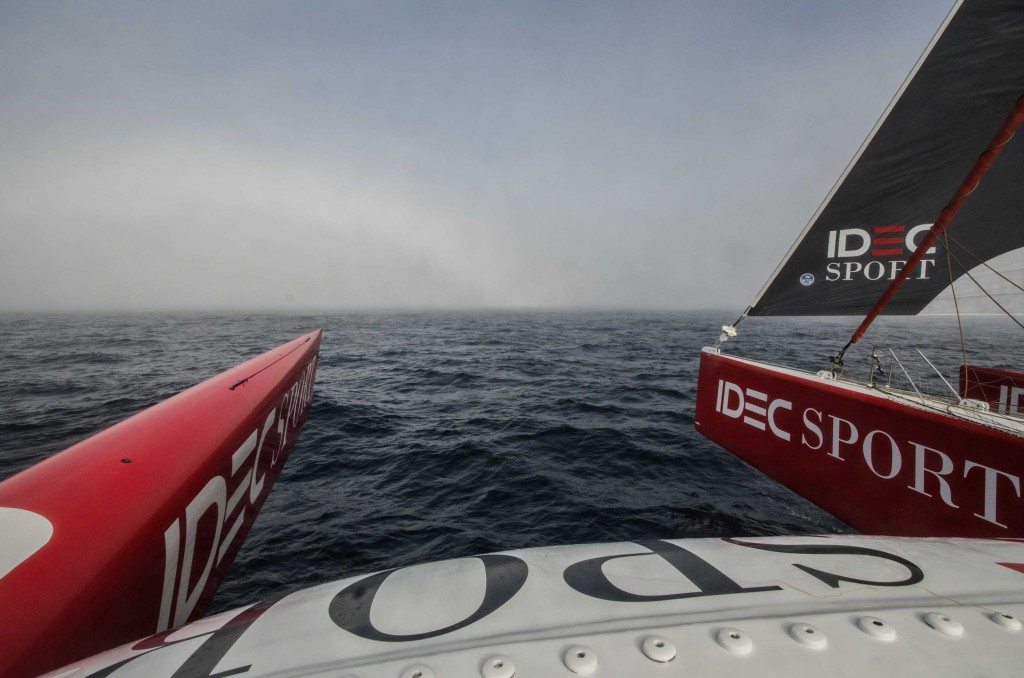 Maxi Trimaran IDEC SPORT in the Indian Ocean (Photo © IDEC Sport)