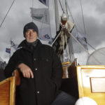 Loïck Peyron's tribute to Tabarly in The Transat bakerly is cut short