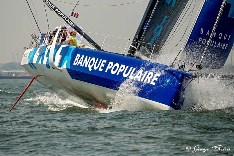 Charity Race NY Vendee (Photo © George Bekris )