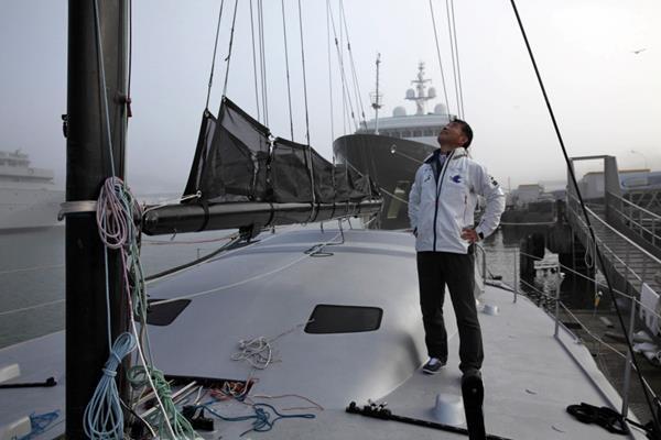 Kojiro Shiraishai (Photo by Thierry Martinez/ Sea&Co / Ocean Masters)