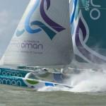 Strong team spirit on Oman's flagship MOD70 Musandam-Oman Sail ahead of RORC's Volvo Round Ireland Yacht Race