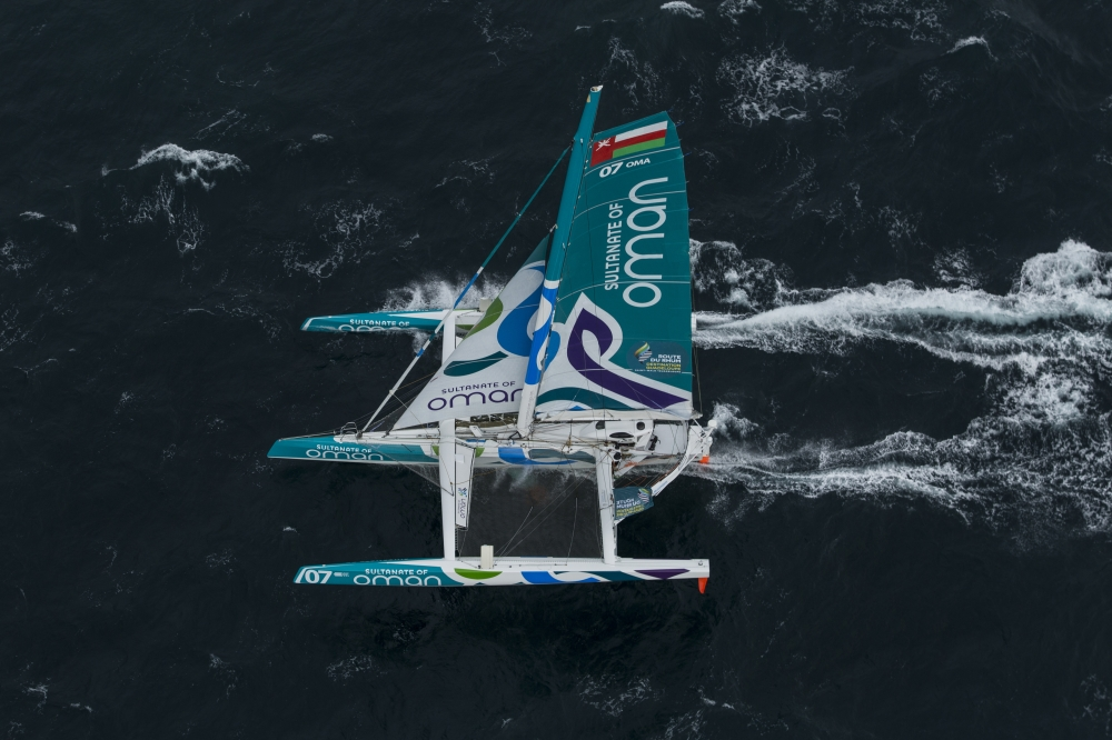 Musandam-Oman Sail (Photo © Mark Lloyd / Lloyd Images)
