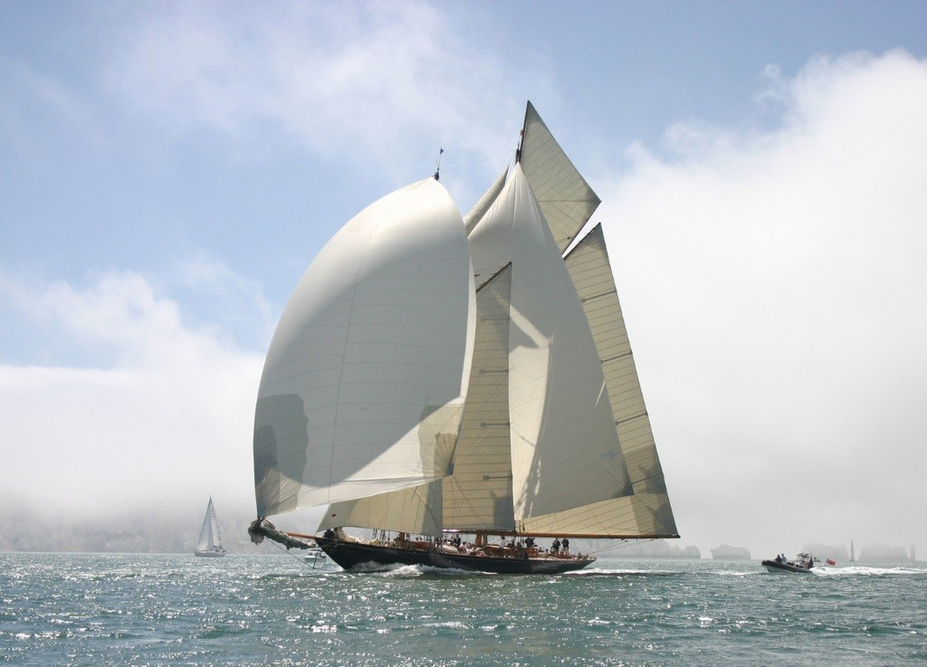Mariette (Photo courtesy of Superyacht Cup Palma)