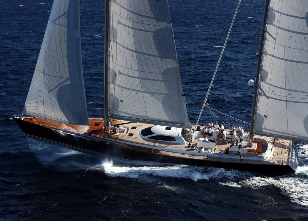Sojana (Photo courtesy of Superyacht Cup Palma)