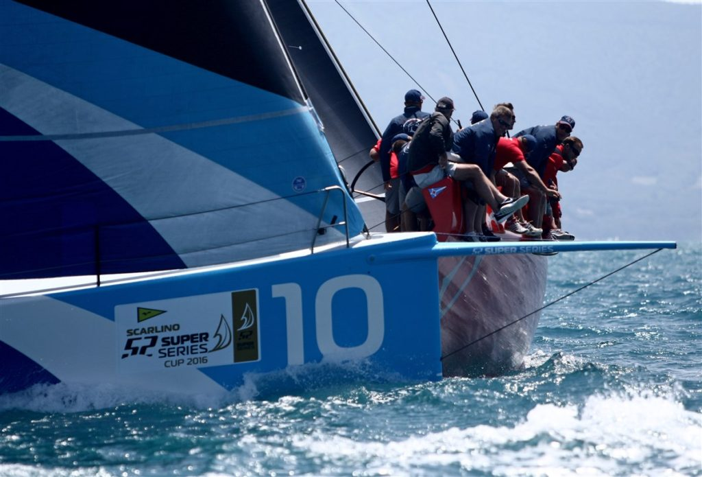 52 Super Series (Photo by Max Ranchi)