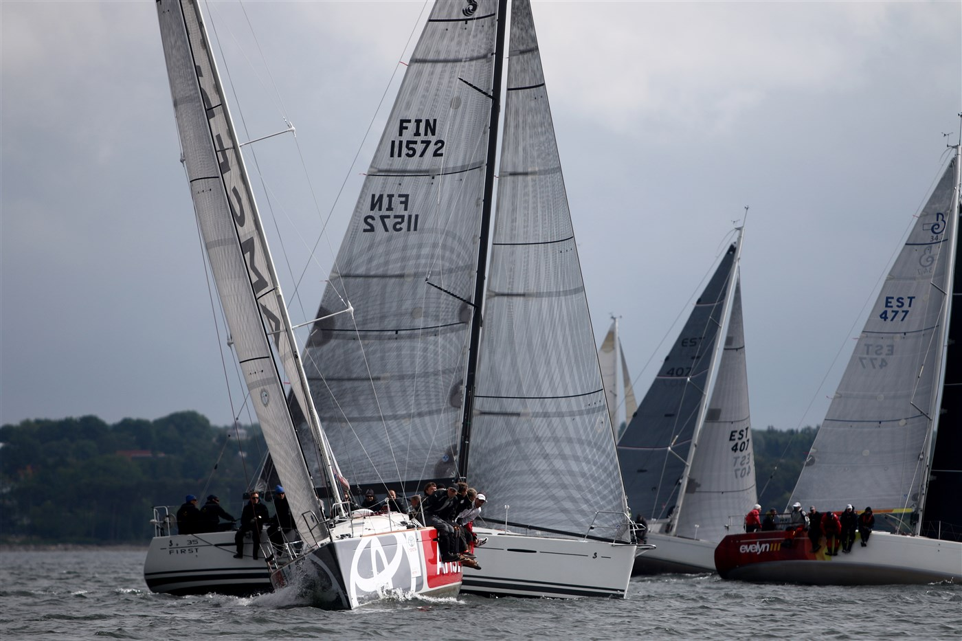 Baltic Offshore Race Day 1 -1 (Photo by Max Ranchi)
