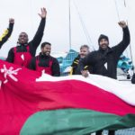 Musandam-Oman Sail claim line honours and new world record in sensational Volvo Round Ireland Race