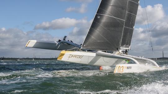 Round the Island race 2016-22
