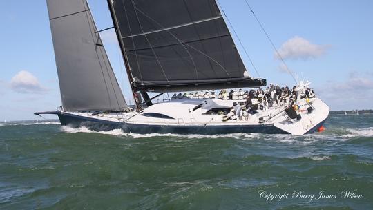 Round the Island race 2016-8