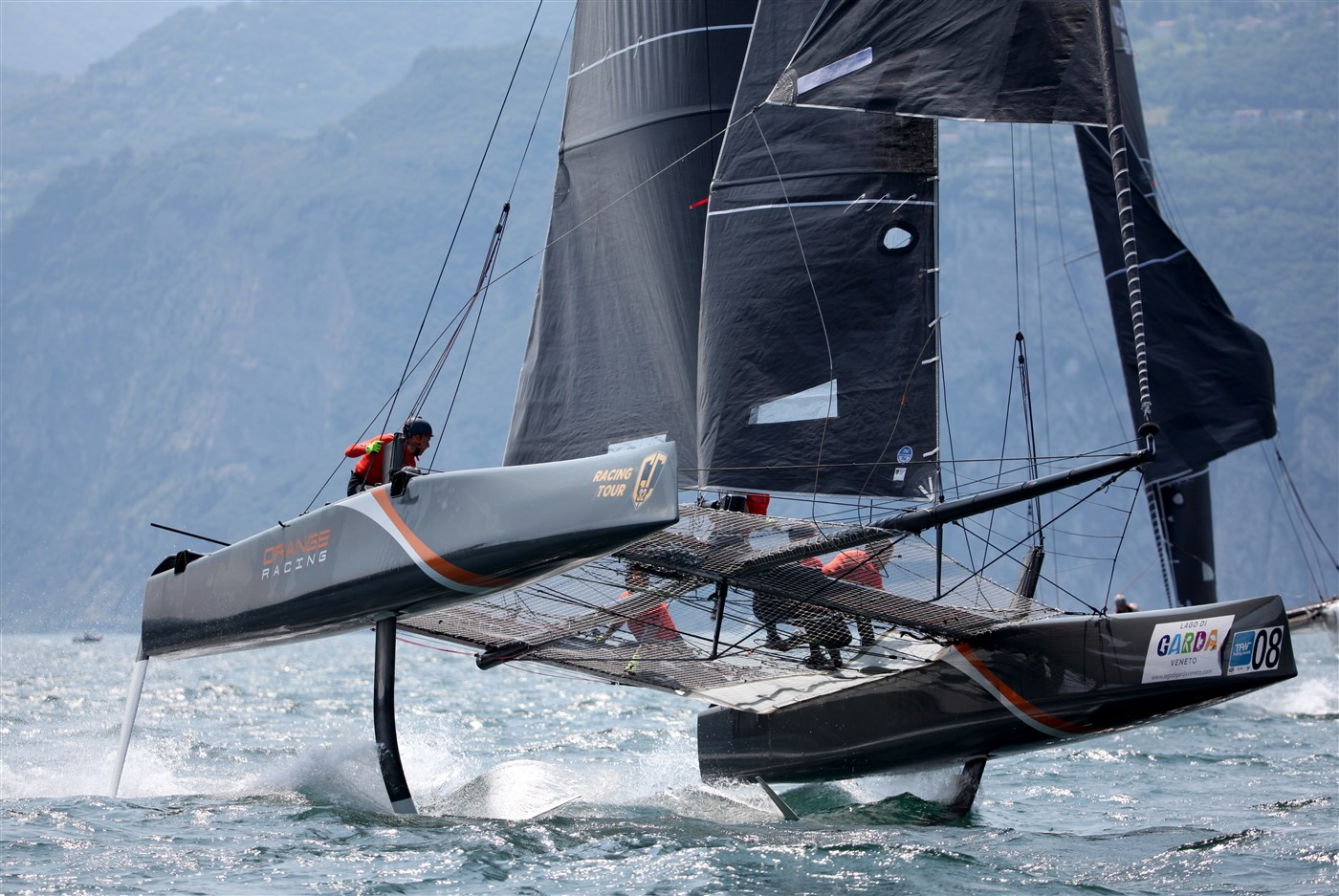 GC32 Malcesine Cup racing (Photo by Max Ranchi)